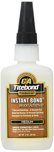 Titebond Sekundenkleber Medium