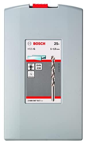 Bosch25tlg. Metallbohrer-Set - 4