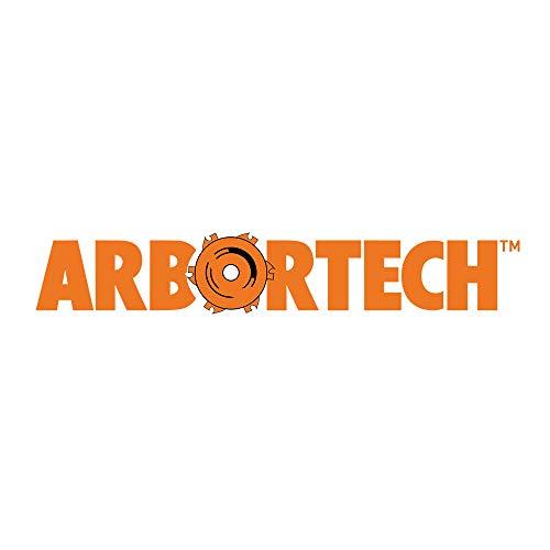 ARBORTECH Contour Sander | Ø 50 mm  Exzenterschleifer Aufsatz für Winkelschleifer zur Holzbearbeitung - 8