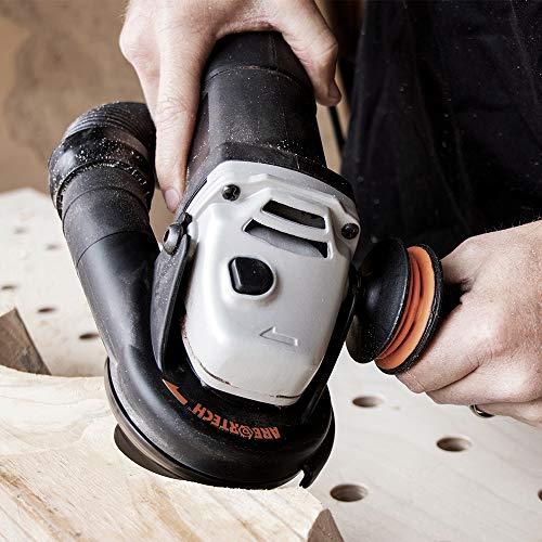 ARBORTECH Power Carving Unit | Winkelschleifer zur Holzbearbeitung mit Drehzahlregelung - 8