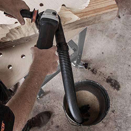 ARBORTECH Power Carving Unit | Winkelschleifer zur Holzbearbeitung mit Drehzahlregelung - 2