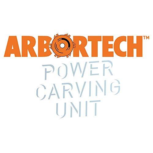 ARBORTECH Power Carving Unit | Winkelschleifer zur Holzbearbeitung mit Drehzahlregelung - 6
