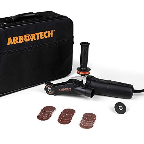 ARBORTECH Mini Carver | Ø 50 mm Winkelschleifer zur Holzbearbeitung
