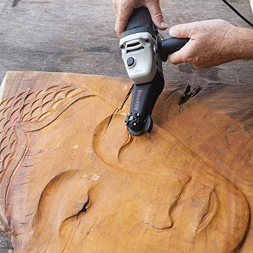 ARBORTECH Mini Carver | Ø 50 mm Winkelschleifer zur Holzbearbeitung - 2