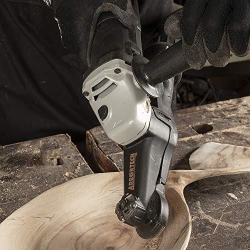 ARBORTECH Mini Carver Winkelschleifer zur Holzbearbeitung - 4