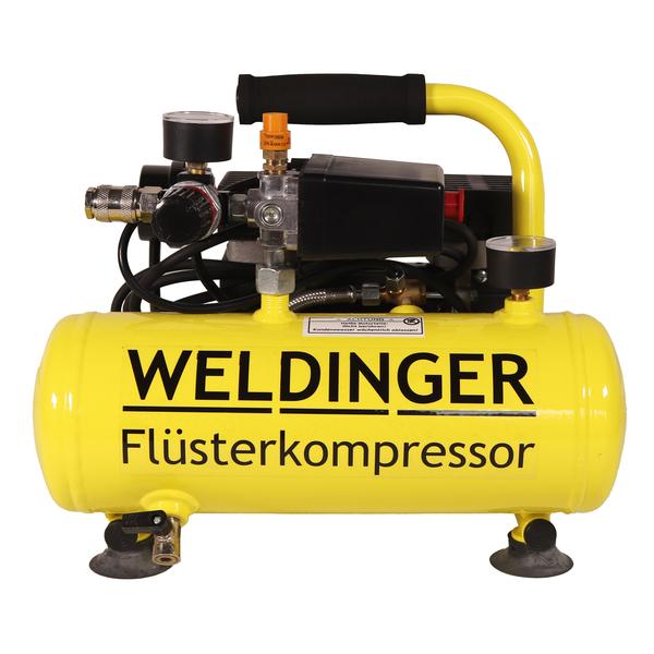 FK40 compact WELDINGER Flüsterkompressor