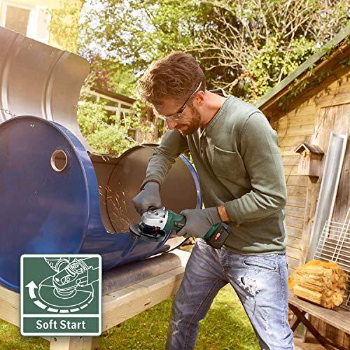 Bosch Home and Garden 06033D9001 AdvancedGrind 18 Winkelschleifer - 6
