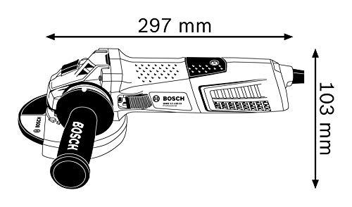 Winkelschleifer GWS 13-125 Bosch - 3