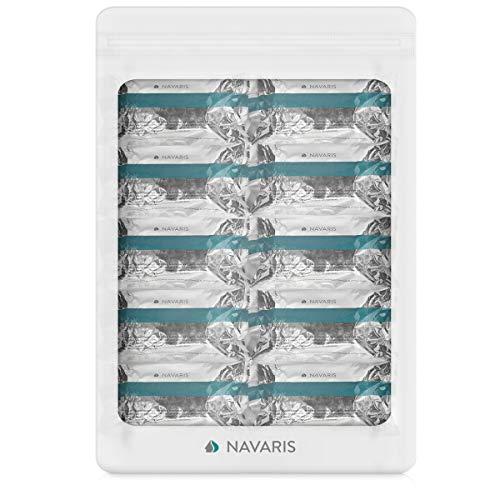 Navaris Babybauch Gipsbinden 10er Set – 10x Gips Abdruck Binden 5 cm x 300 cm für Baby Bauch Verband Gipsabdruck Gipsbinde zum Basteln schnelltrocknend - 7