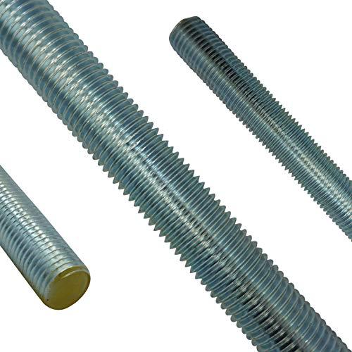 Gewindestange - M12 x 1000 mm - (1 Stück) - DIN 976 / DIN 975