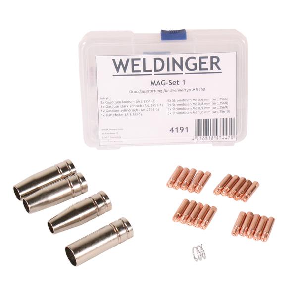 WELDINGER MAGSet 1