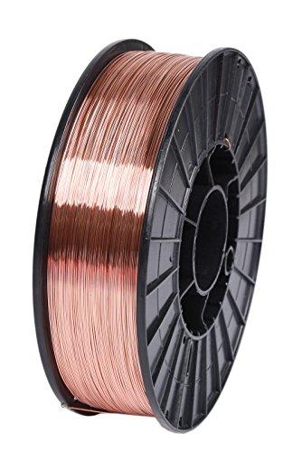 WELDINGER MAG-Universalschweißdraht SG 2 verkupfert 0,8 mm (5,0 kg Drahtrolle)