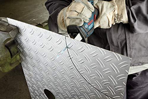 Bosch Professional 15tlg. Säbelsägeblatt Wood and Metal Set (für Holz und Metall, Toughbox, Zubehör Säbelsäge) - 5