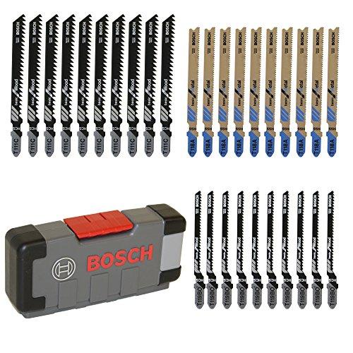 Bosch Professional 30tlg. Stichsägeblatt Set