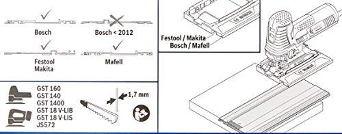 Bosch Professional  FSN SA Adapter für geführte Geradschnitte - 8