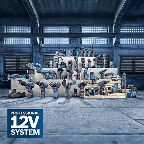 Bosch Professional 12V System Akku Starterset (GBA 2.0 Ah Akku + GBA 4.0 Ah Akku + Ladegerät GAL 12V-40, im Karton) - 2