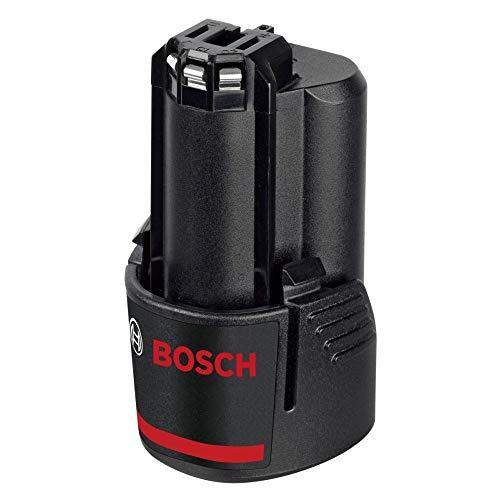 Bosch Professional 12V System Akku Starterset (GBA 2.0 Ah Akku + GBA 4.0 Ah Akku + Ladegerät GAL 12V-40, im Karton) - 5
