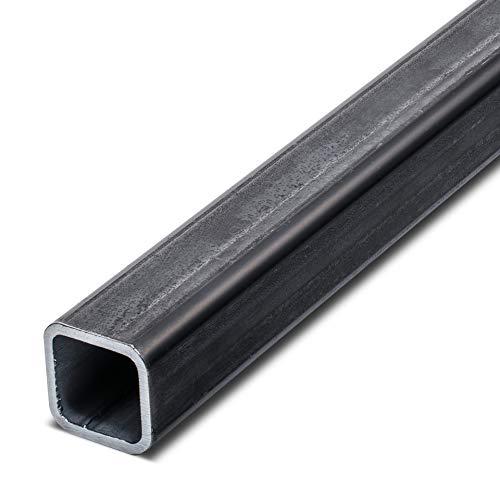 Vierkantrohr Stahl 50 x 50 x 2 mm in 500 mm Länge