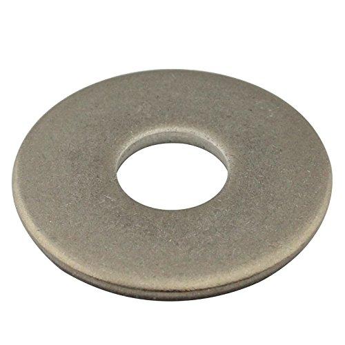 25 Stück Große Unterlegscheiben (Beilagscheiben)  DIN 9021   rostfreier Edelstahl A2 (V2A)   SC9021
