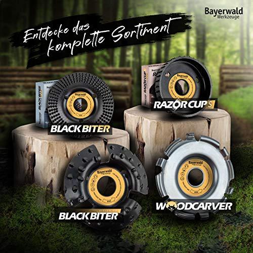 Bayerwald Black Biter Raspelscheibe - 5