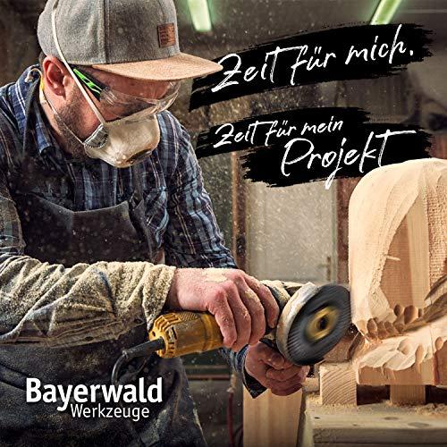 Bayerwald Black Biter Raspelscheibe - 6