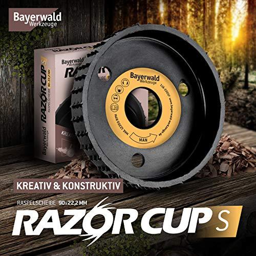 Bayerwald RazorCup Raspelscheibe - 2