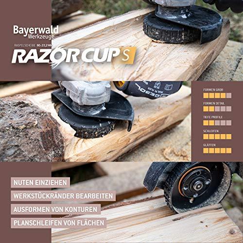 Bayerwald RazorCup Raspelscheibe - 3