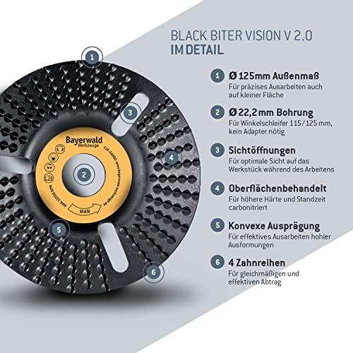 Bayerwald Black Biter Vision - 4