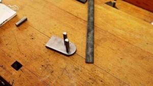 Biegevorrichtung Metall