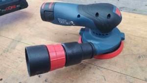 Werzeugmuffe Adapter GEX 12V-125
